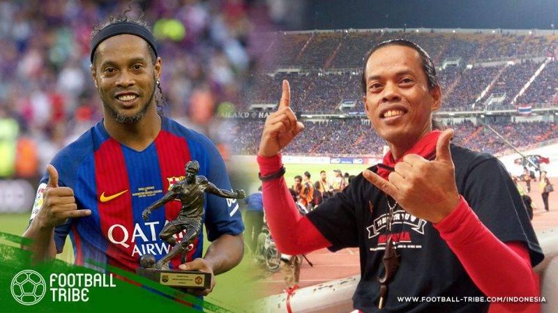 Ronaldinho dan Ronaldikin