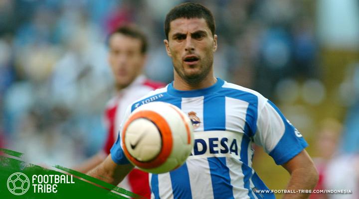 Manis Pahit Karier Diego Tristán, 'Si Kadal' Andalan Deportivo de La Coruña