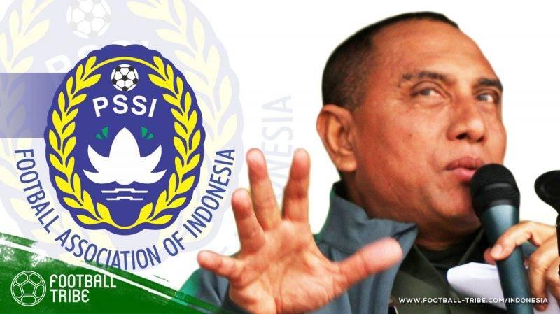 Ketum PSSI Edy yang membandingkan gajinya dengan gaji Evan menggantikan Edy Rahmayadi