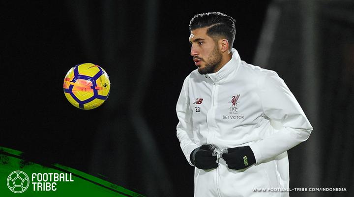 Emre Can Bertahan hingga Juni: Liverpool Lega, Juventus Waspada