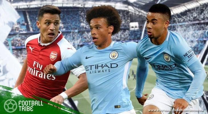 Gabriel Jesus, Leroy Sane, dan Ketegasan Manchester City di Tengah Saga Alexis Sanchez