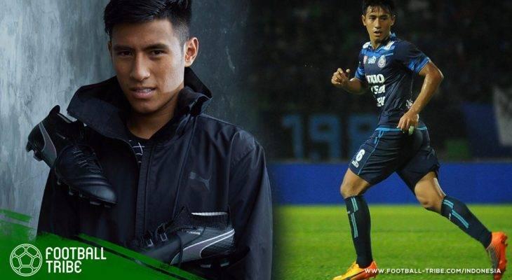 Hanif Sjahbandi Warisi Nomor Punggung Legendaris di Arema FC