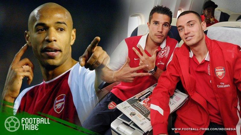 Arsenal terkenal akan reputasinya sebagai klub penjual
