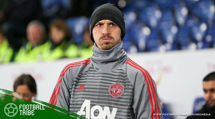 Akan Pindah ke LA Galaxy, Zlatan Ibrahimović Tidak Berstatus Designated Player