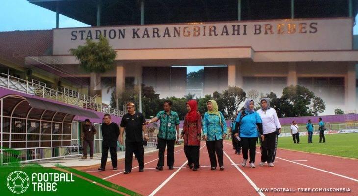 Jadi Bahan Olok-Olok, Stadion Karangberahi Direncanakan Berganti Nama