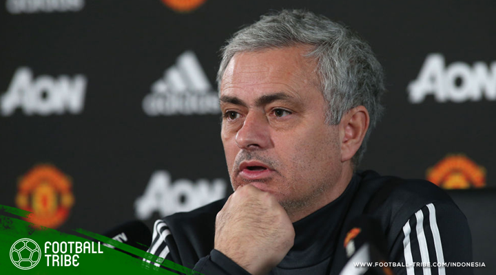 Taktik Usang Jose Mourinho yang Menghambat Manchester United