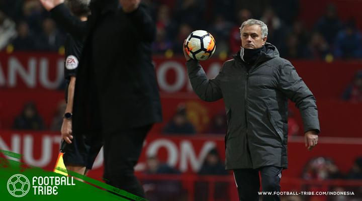 Jose Mourinho Salahkan Ballboy atas Performa Buruk Manchester United