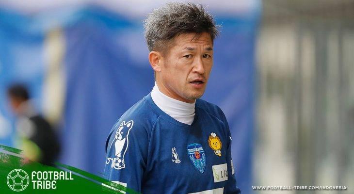 Perpanjang Kontrak, Kazuyoshi Miura akan Bermain di Usia 51 Tahun!