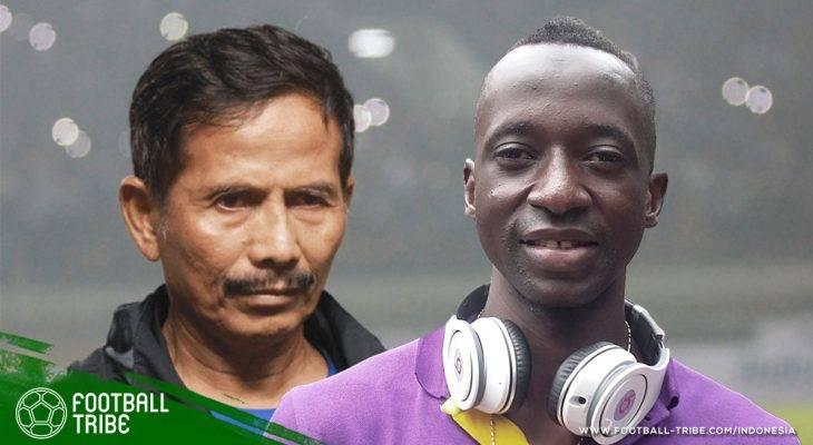Ketika Makan Konate dan Djadjang Nurdjaman Menang di Hari yang Sama dan di Stadion yang Sama