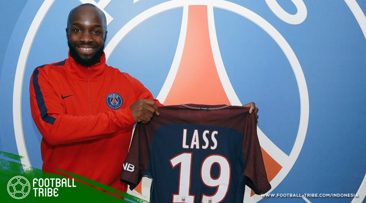 Lassana Diara, Berkeliling Eropa dan Asia Lalu Kembali ke Paris