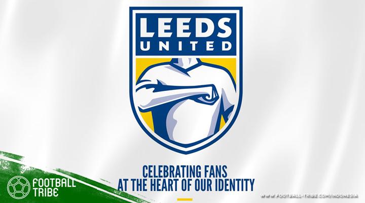 Logo Anyar Leeds United yang Menuai Cibiran