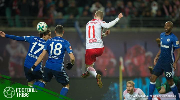 Timo Werner, Pahlawan dari Bangku Cadangan untuk Kemenangan RB Leipzig