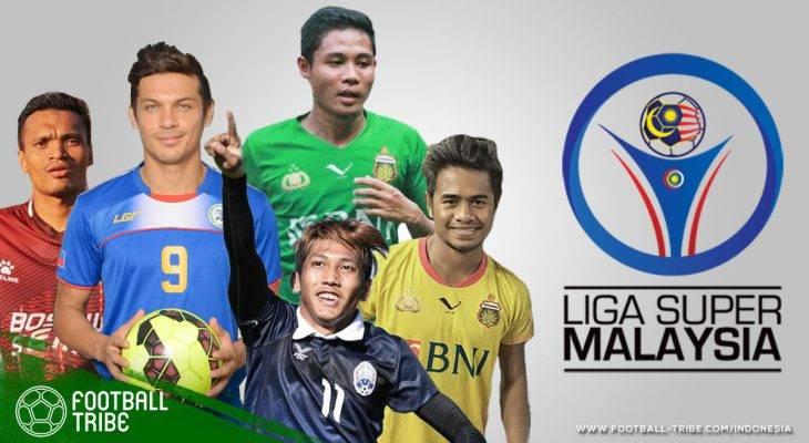 Liga Malaysia 2018 Dimeriahkan Deretan Pemain Timnas di Asia Tenggara
