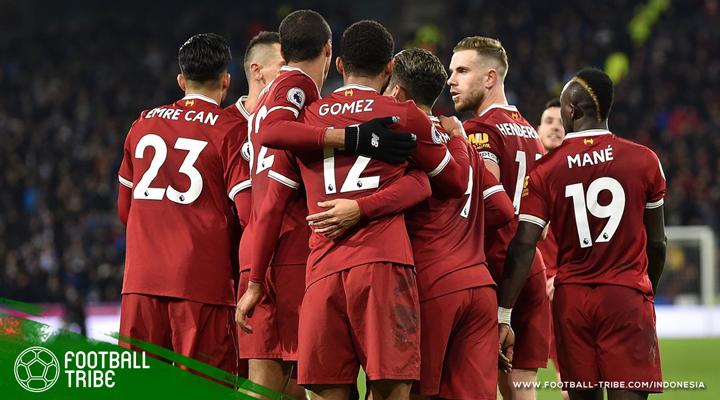 Liverpool Menang dan Clean Sheet Tanpa VVD
