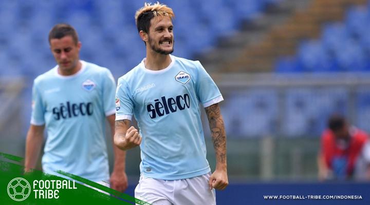 Luis Alberto, 'Barang Bekas' yang Dipoles Lazio