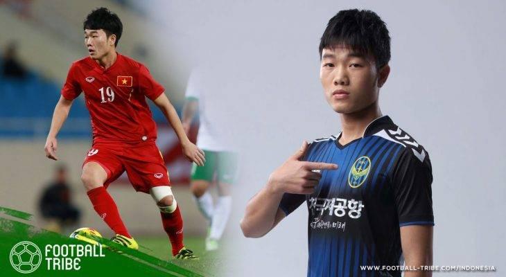 Luong Xuan Truong, Satu-satunya Wakil Asia Tenggara di Liga Korea Selatan