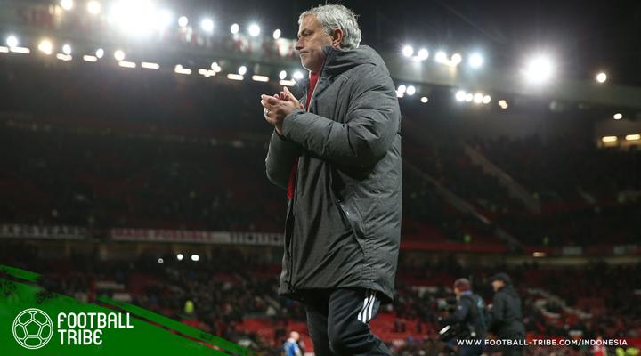 Hadiah Ulang Tahun Spesial Jose Mourinho yang Disiapkannya oleh Dirinya Sendiri