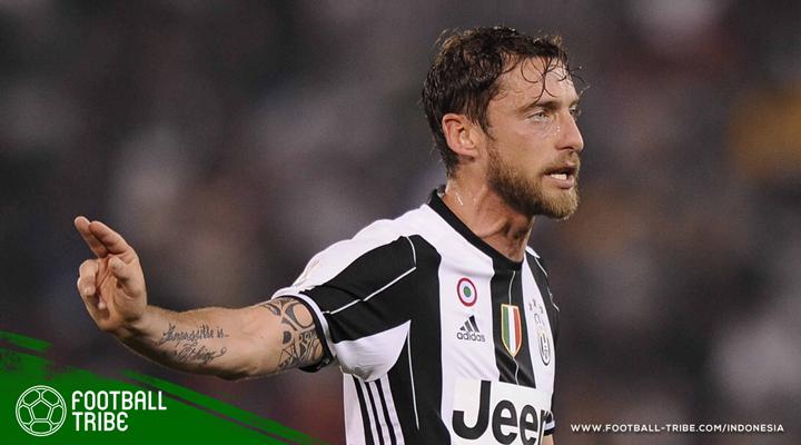 Juventus Berburu Gelandang, Claudio Marchisio Meradang