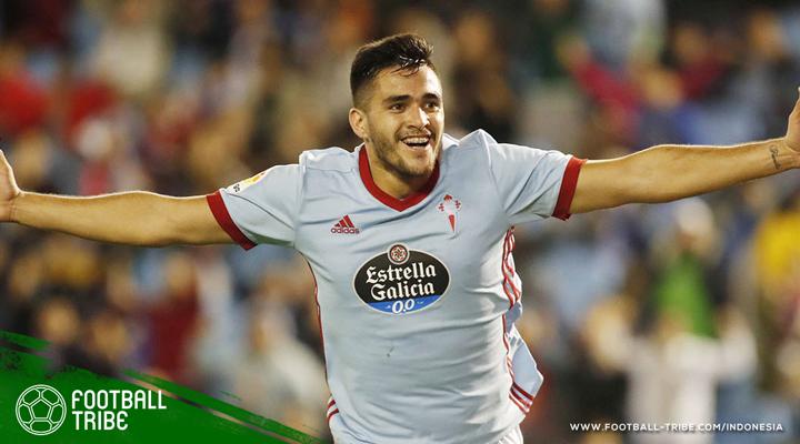 Maxi Gómez, 'Luiz Suárez Baru' yang Menggebrak La Liga
