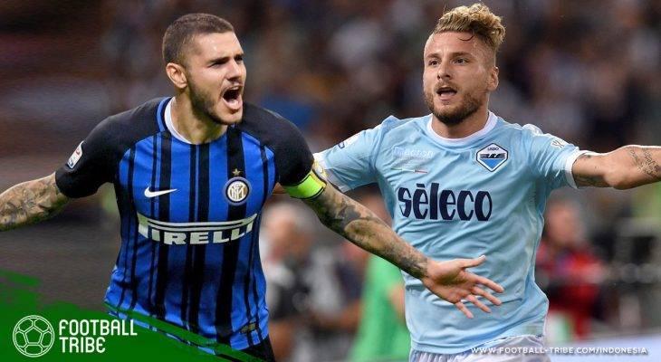 Membandingkan Dua Juru Gedor Terbaik Serie A: Mauro Icardi dan Ciro Immobile