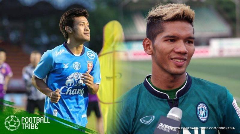 kompetisi sepak bola Thailand lebih memilih para pemain asal Myanmar