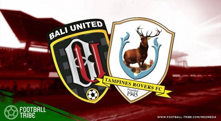 Mengenal Tampines Rovers, Lawan Bali United di Kualifikasi Liga Champions Asia
