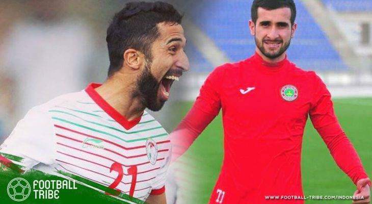Tentang Kedatangan Para Pemain Tajikistan ke Liga 1