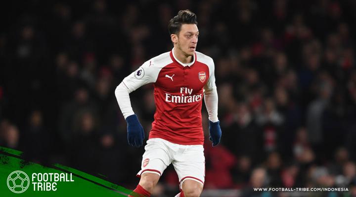 Mesut Özil: Solusi Murah bagi Juventus ketika Paulo Dybala Cedera