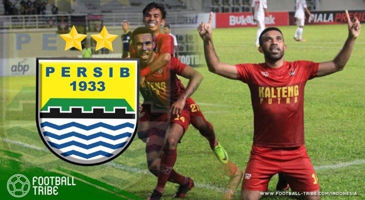 Michael Rumere, Si Jago Bola Cungkil yang Jatuh ke Pelukan Persib Bandung