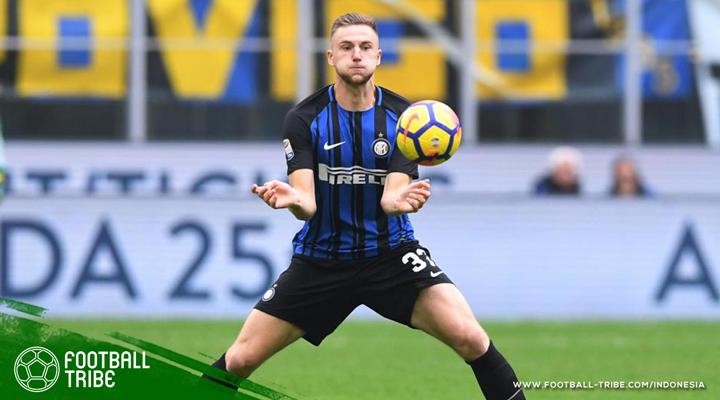 Larisnya Milan Skriniar: Ketika Internazionale Milano Menjadi Batu Pijakan yang Ideal
