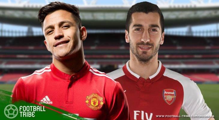 Mkhitaryan-Alexis dan Pertukaran Paling Menghebohkan di Sepak Bola