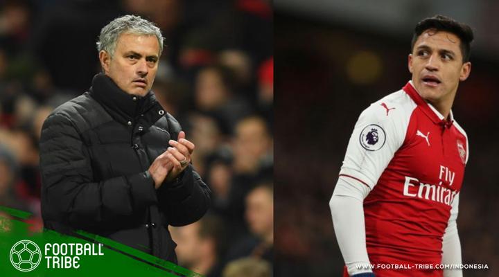 Jose Mourinho dan Alexis Sanchez: Dua Kemungkinan Taktikal di Manchester United