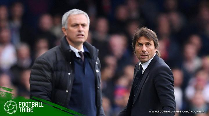 Menikmati Jose Mourinho yang Sengkuni dan Antonio Conte yang Belum Makrifat