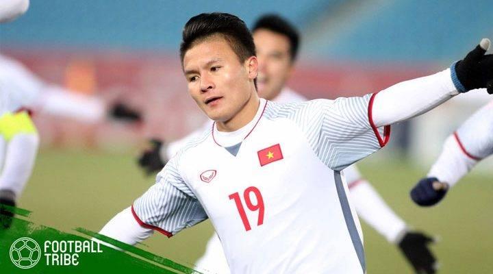 Nguyen Quang Hai, Si Penyihir Muda Andalan Vietnam U-23