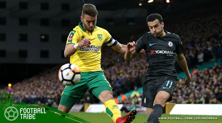 Ditahan Norwich City, Chelsea Kudu Jalani Laga Replay Di Piala FA