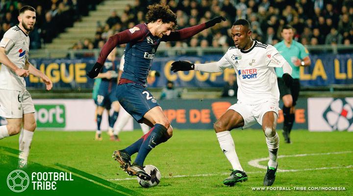Gulung Amiens, PSG Melaju ke Semifinal Piala Liga
