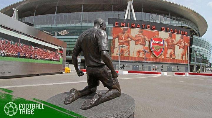 Buntut Transfer Alexis Sanchez: Patung Thierry Henry di Emirates Stadium Diminta untuk Dihancurkan!