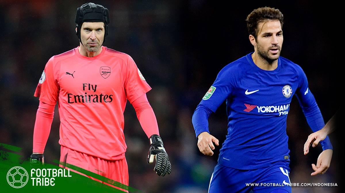 Pemain Pemain Yang Pernah Memperkuat Arsenal Dan Chelsea