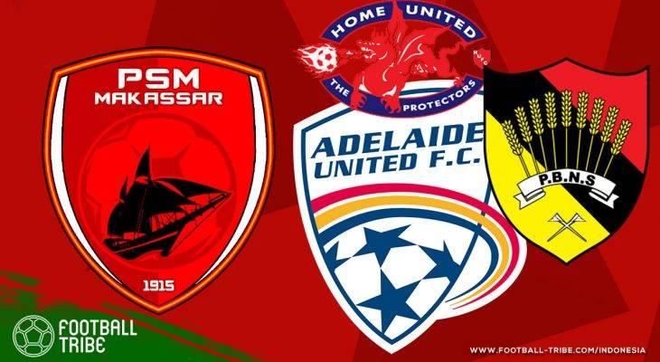 Profil Tiga Tim Undangan Asian Super Cup yang Diadakan PSM Makassar