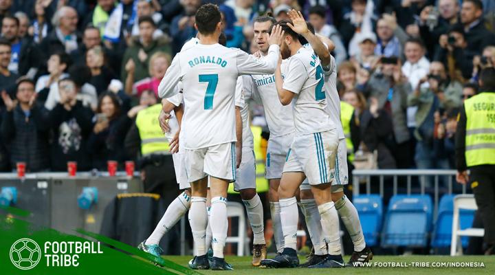 Jornada 20 La Liga: Barcelona dan Real Madrid Kembali ke Rutinitas Membantai Lawan