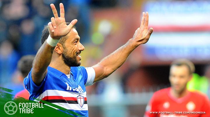 Serie A Giornata 21: Diwarnai Dua Hat-trick Beda Jenis