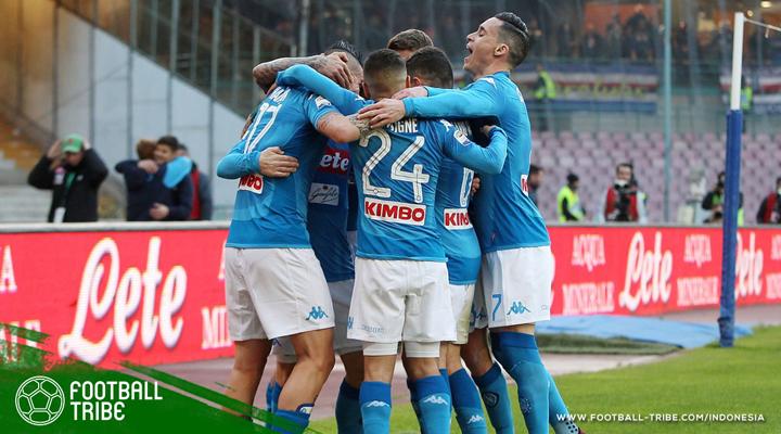 Serie A Giornata 19: Atas Semakin Bergeliat, Bawah Semakin Ketat