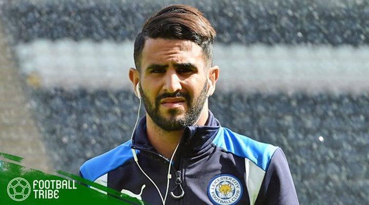 Mengaku Tak Ada Dana Transfer, Manchester City Justru Bersiap Tebus Riyad Mahrez dengan Mahar 60 Juta Paun