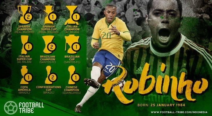 Robinho, Ramalan Pelé yang Meleset