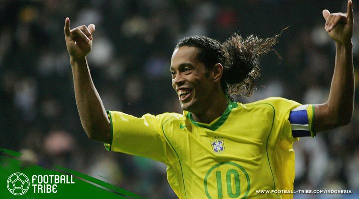 Bayar Jaminan Rp25 M, Ronaldinho Bebas dari Penjara