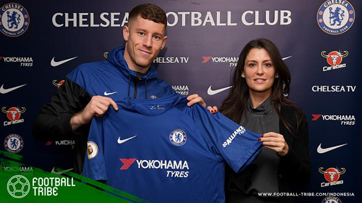 Ross Barkley resmi melabuhkan kariernya di Chelsea