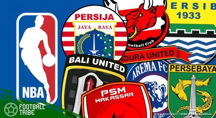 Seandainya Kesebelasan di Indonesia adalah Tim NBA