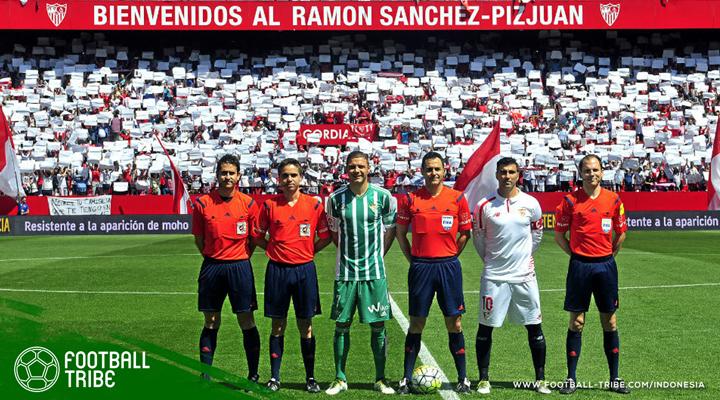 Menyambut 'El Gran Derby', Laga yang Membelah Kota Sevilla