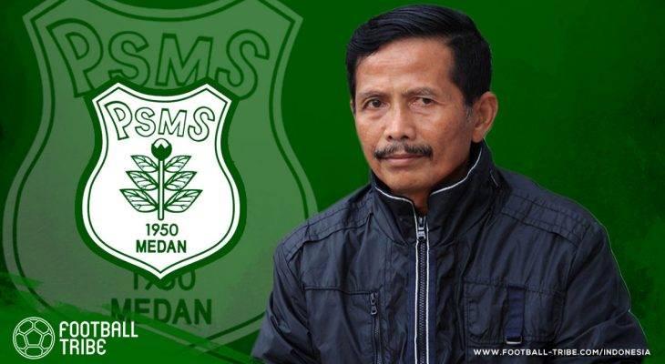 Sinar Terang Djadjang Nurdjaman dengan PSMS Medan