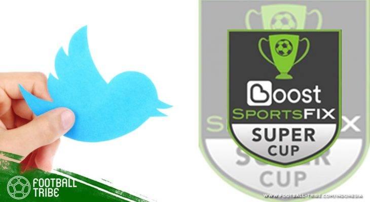 SportsFix Jalin Kerja Sama dengan Twitter untuk Tayangkan Boost SportsFix Super Cup di Malaysia